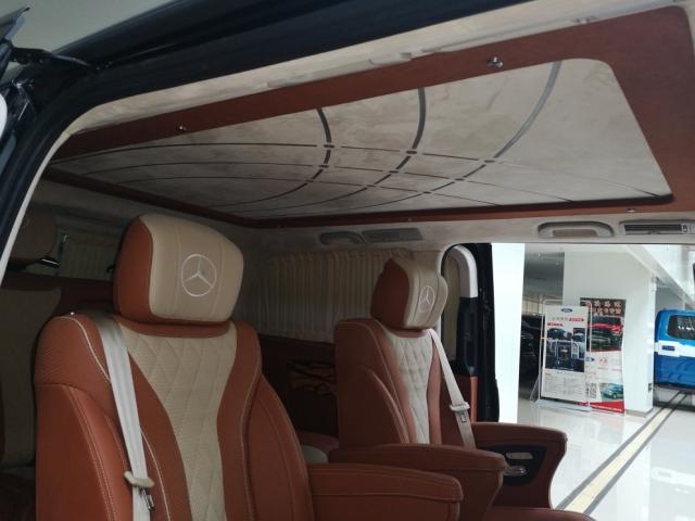 18款奔驰V260最新报价 天津港顶级商务车