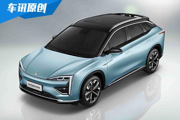 电动新玩法,HYCAN首款SUV12月27日正式登场