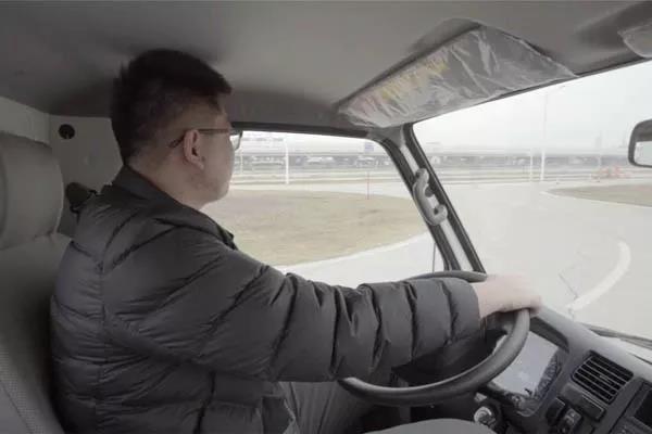 城乡运输首选,江铃顺达小卡2800轴距版图解