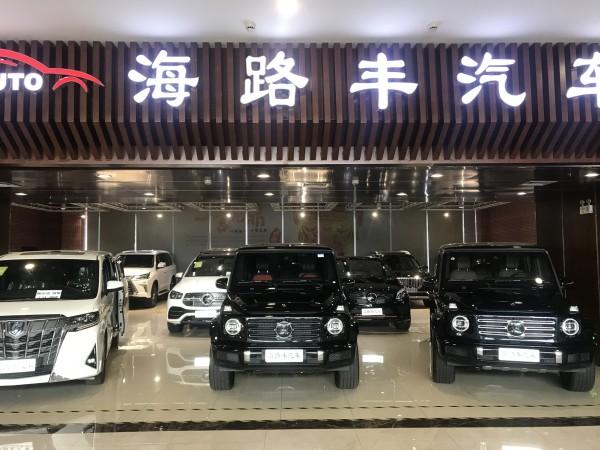 2019款宝马X7平行进口卓越豪华版