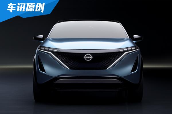 關于日產Ariya純電動跨界概念車 聽聽設計師怎么說