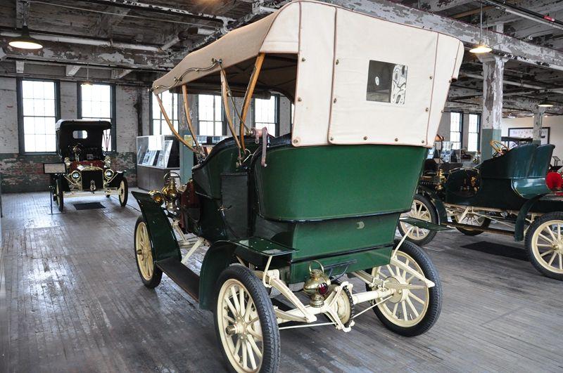 在底特律参观福特创始地 汽车从这里走进普通家庭(下)
