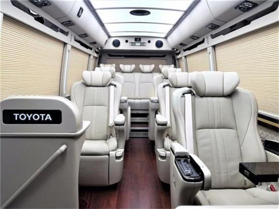 丰田考斯特房车多少钱 一汽考斯特价格