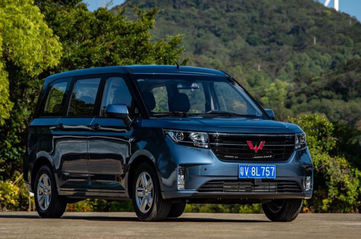 搭載1.5L黃金動力 五菱宏光PLUS新車型將于5月上市