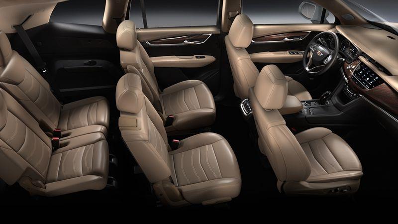 凯迪拉克XT6新增两款风尚型 入门价38.97万元