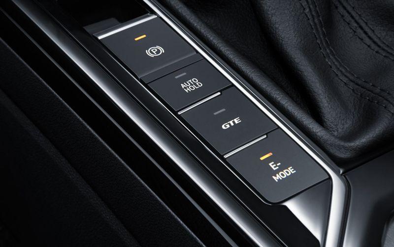操控感一流 安全更放心 帕萨特插电式混合动力版