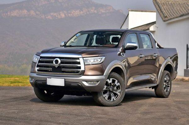 长城炮车型平价销售12.68万元起 现车销售
