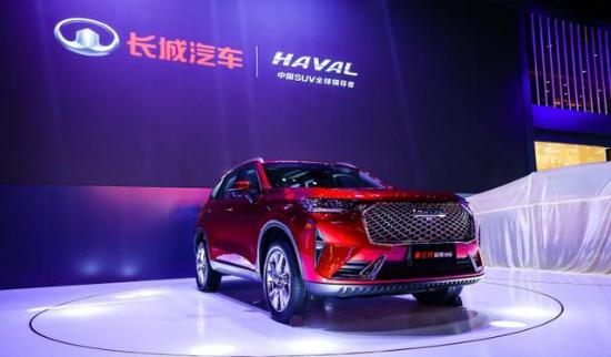 """迎战""""Z时代""""长城汽车8月销售近9万辆,盘点那些亮眼车型"""