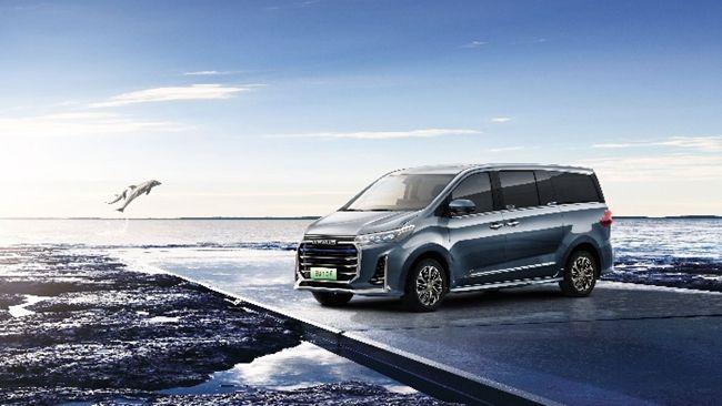 上汽大通MAXUS将在北京车展发布3款新车