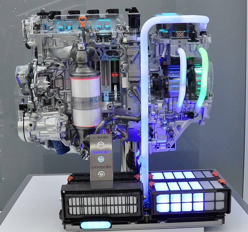 本田混合动力车在我国累计销量突破30万辆