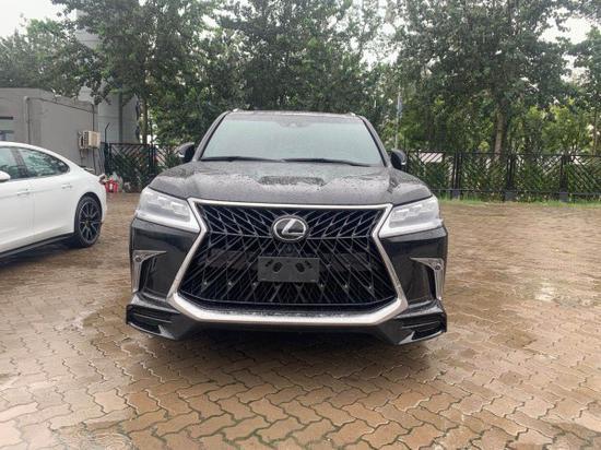 20款雷克萨斯LX570加版国六SUV港口价格_车讯网chexun.com-车讯网