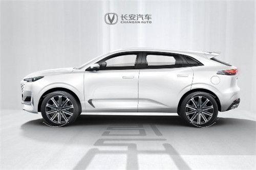 长安新车正式命名UNI-K,能否再创传奇
