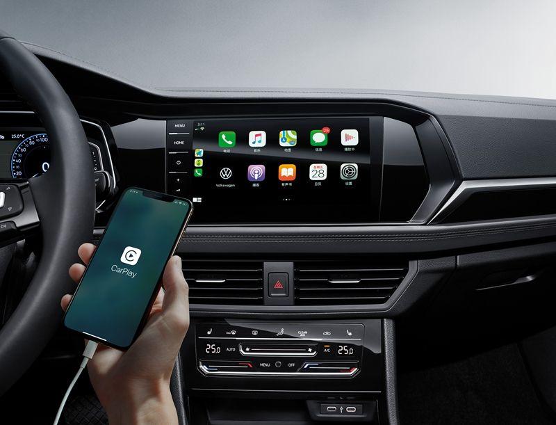 2021款一汽-大众速腾上市 全系标配车联网液晶仪表