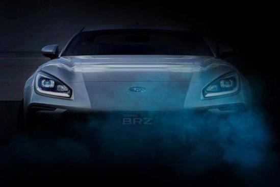 爆改性能王还是斯巴鲁 全新BRZ于11月18日发布