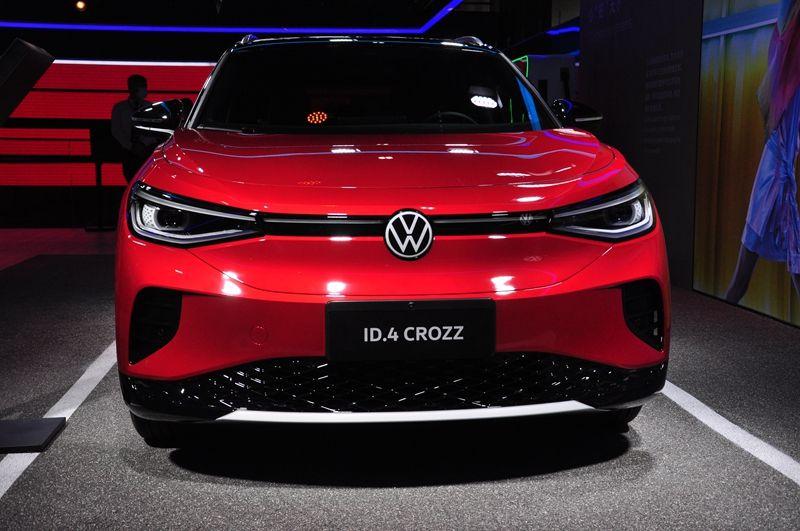 """大众汽车品牌携""""众前行,致未来""""战略亮点车型"""