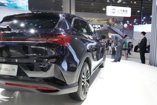 直擊廣州車展:全球首款5G智能電動SUV開啟預售,才22萬起