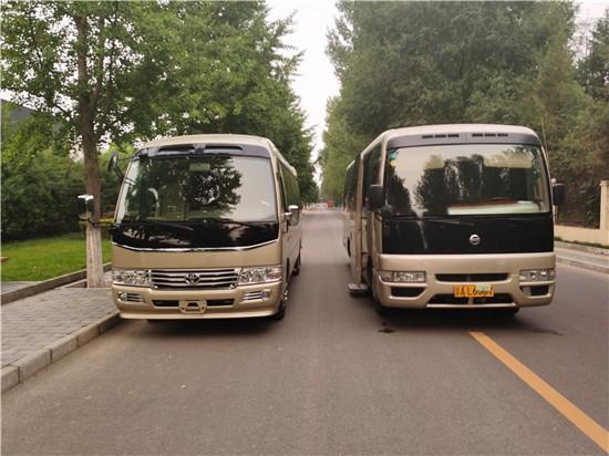新款丰田考斯特17座豪华款现车让利活动_车讯网chexun.com-车讯网