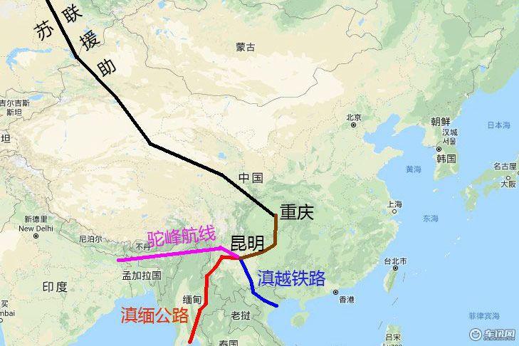 """驾驶长安凯程F70 穿越""""史迪威公路""""保腾段"""