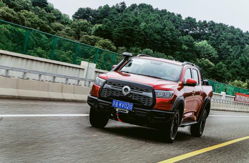 長城炮榮獲2020中國汽車電視總評榜年度最具影響力乘用大皮卡