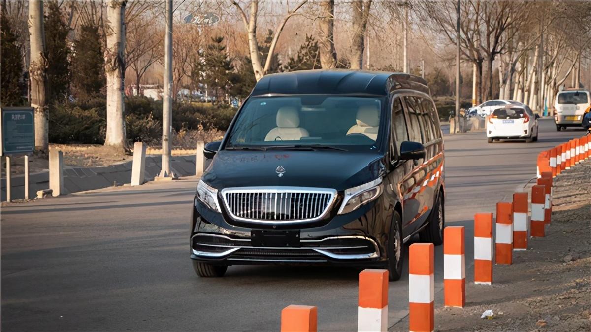 奔驰V260L商务车改装,商务车定制 _车讯网chexun.com-车讯网