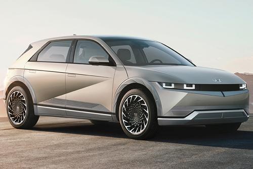 現代汽車將在2021上海車展展示純電車新品牌