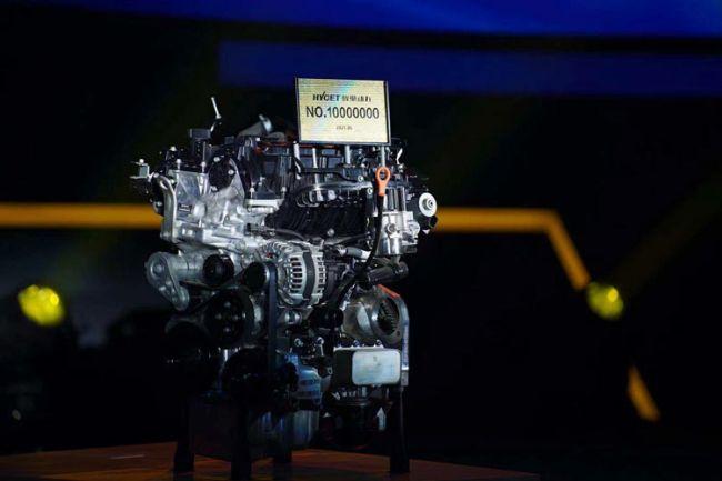 内燃机不死,长城汽车第1000万台发动机下线,未来热效率可达45%+